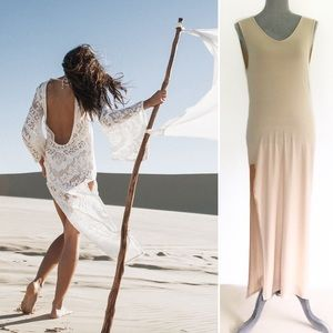 Spell Designs Fleetwood Maxi SLIP Dress